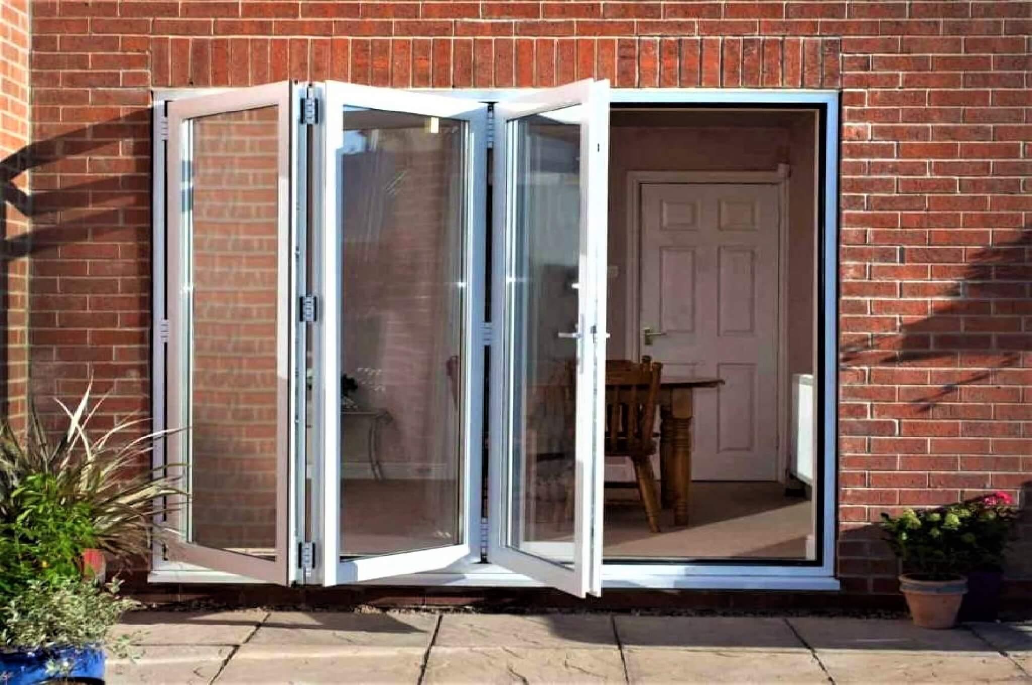 aluminium bifold doors yorkshire