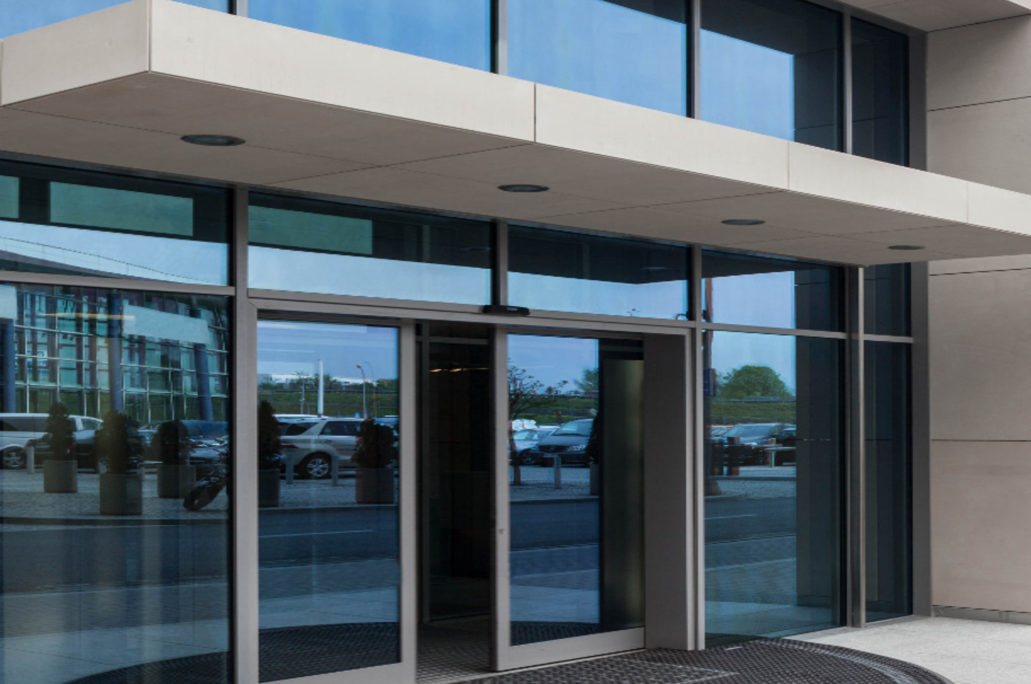 Curtain Walling Installation Services