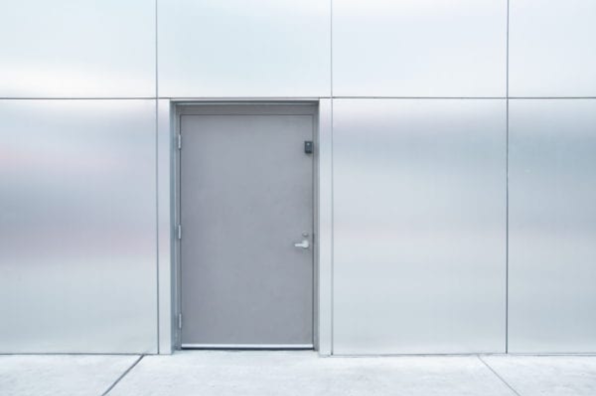 Personal Access Door installation